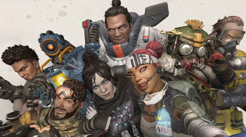 I played Apex Legends and felt like a total N00B