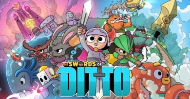 Swords of Ditto – A classic Zelda clone for the modern age