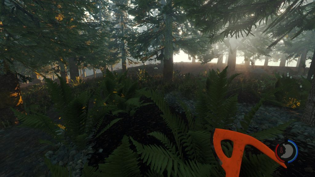 The Forest – Tree chopping and cannibal carving fun! 3
