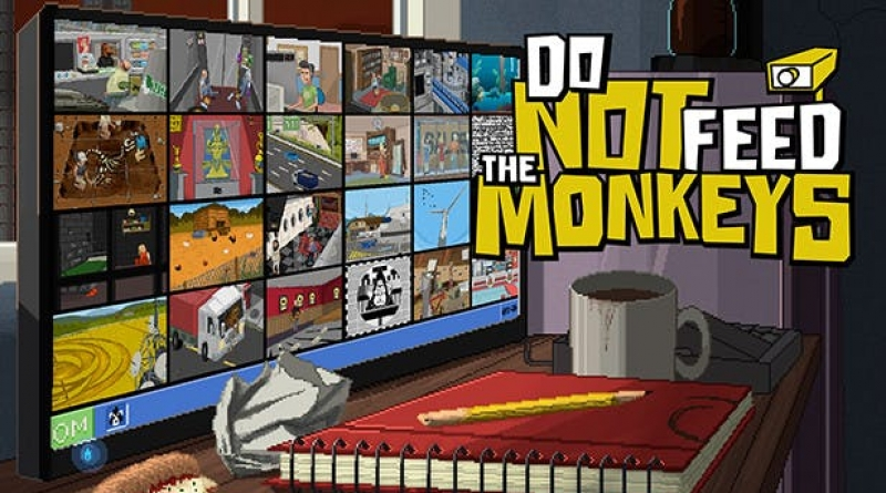 Do not feed the Monkeys: Big Brother at its most comical