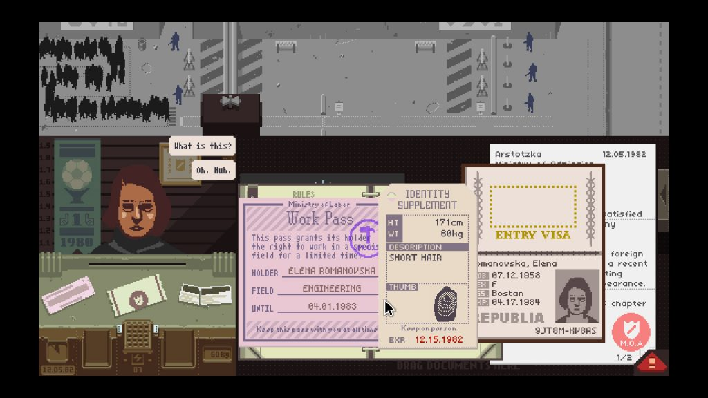 Papers, Please! Our review and tips to get you started